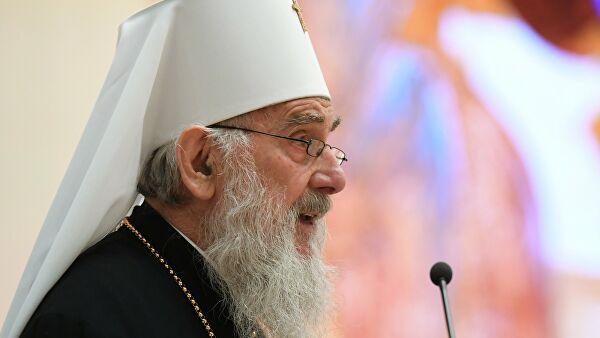 Патријарх Иринеј: План је да у Црној Гори тамо нема СПЦ нити православног народа