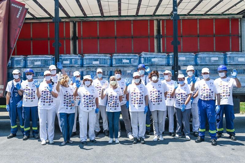 НИС донира 33 хиљаде литара пијаће воде Ивањици и Блацу