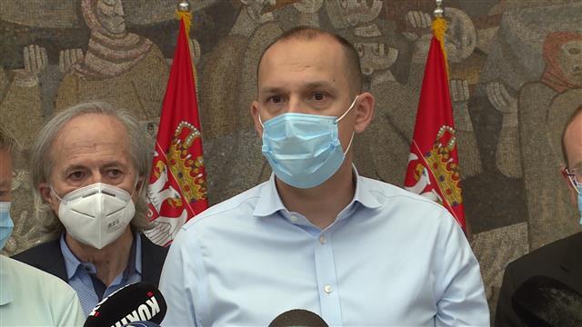 Здравствени систем Србије преоптерећен бројем заражених