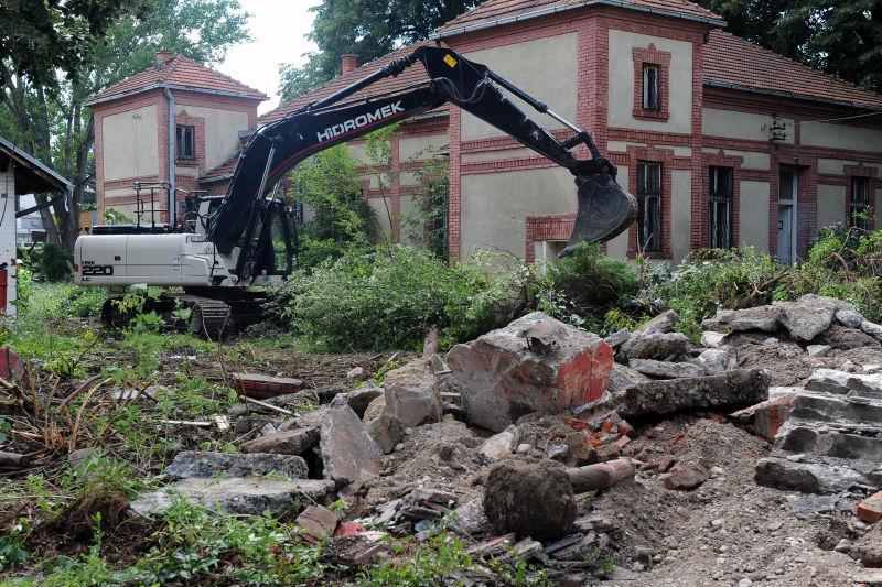 Počeli radovi na izgradnji kovid bolnice u Kruševcu