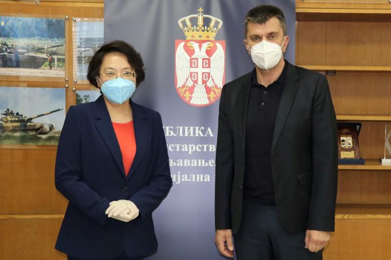 Подршка Кине у борби против коронавируса од великог значаја