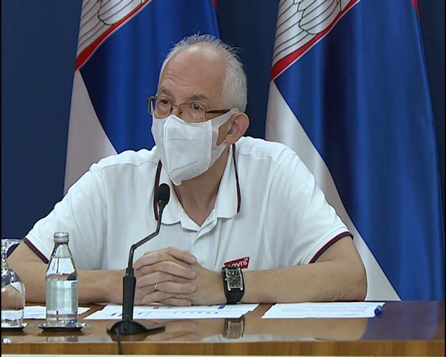 Epidemiološka situacija u Srbiji relativno stabilna