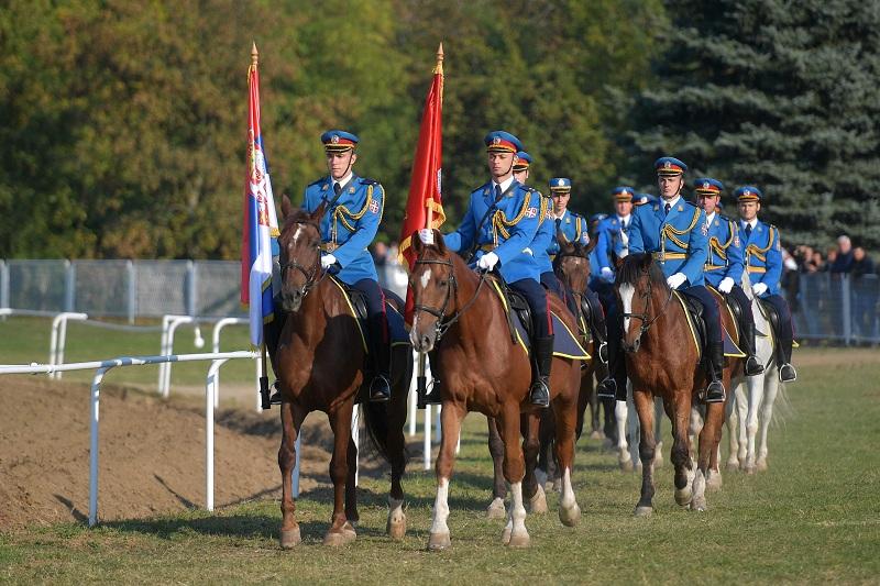 Vraćanje konjičke tradicije u Vojsku Srbije