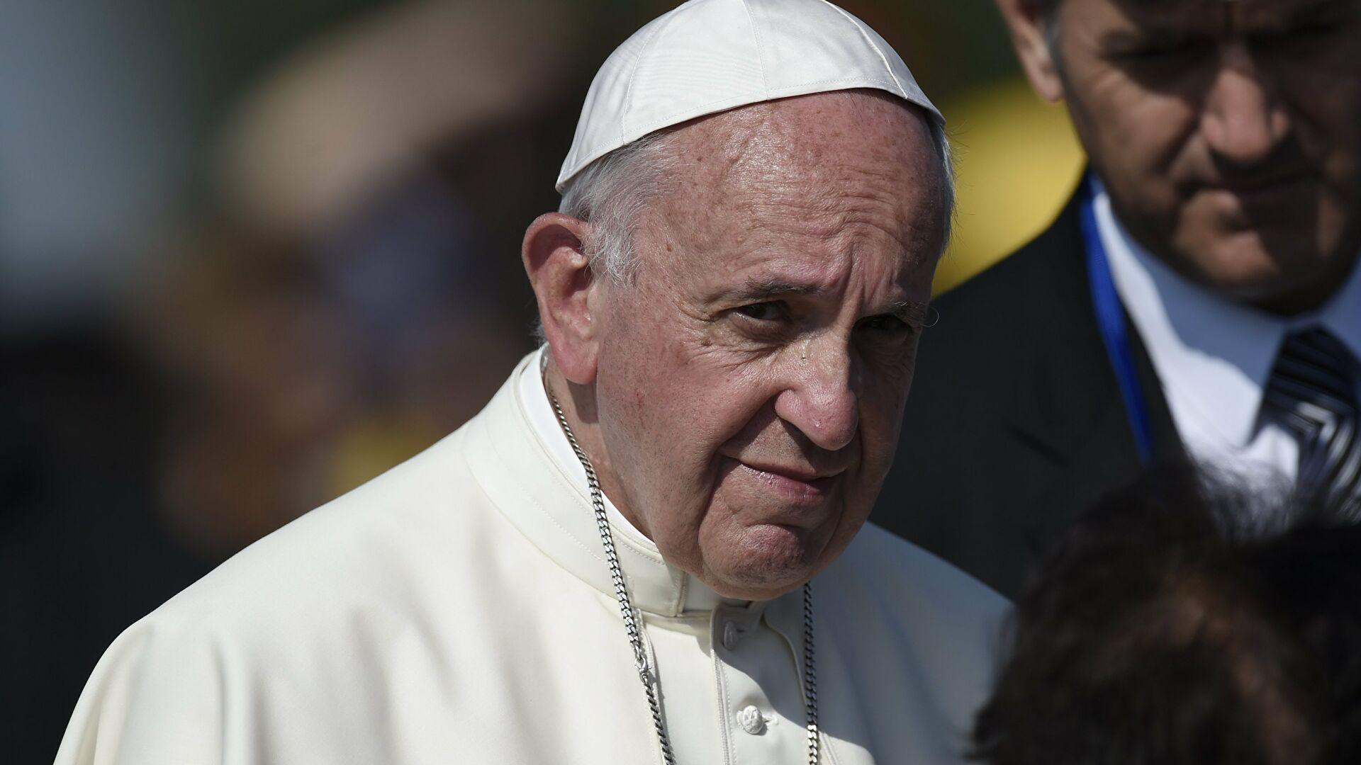 Папа: Пандемија новог вируса показала да су магичне теорије тржишног капитализма пропале
