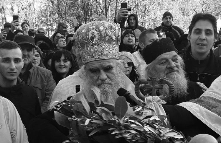 Емир Кустурица на вест о смрти митрополита Амфилохија: Гледао је даље него што је видео његов народ