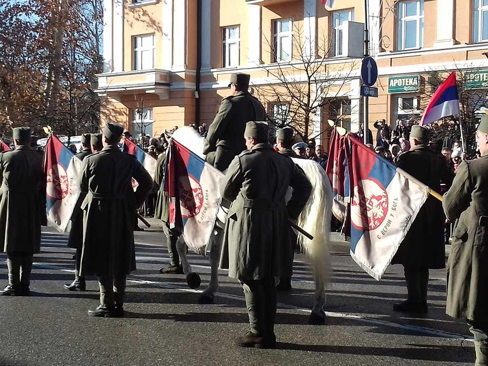 Србска војска ушла у Бањалуку - 102 годинe од ослобођења