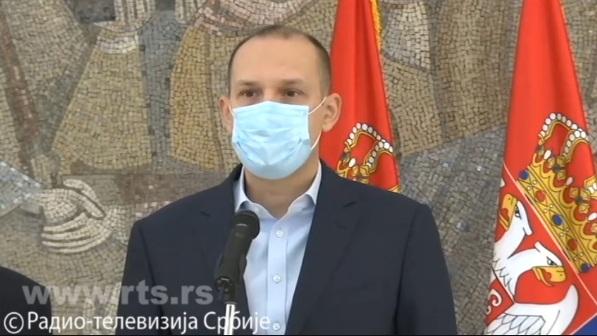 Лончар: Клиника за опекотине у Звечанској постаје ковид болница