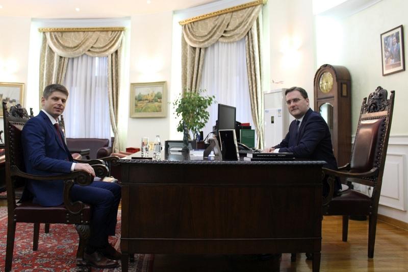 Podrška unapređenju položaja srbskog naroda izvan matice