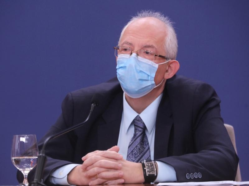 """""""Цела Србија је практично сада једна велика болница"""""""