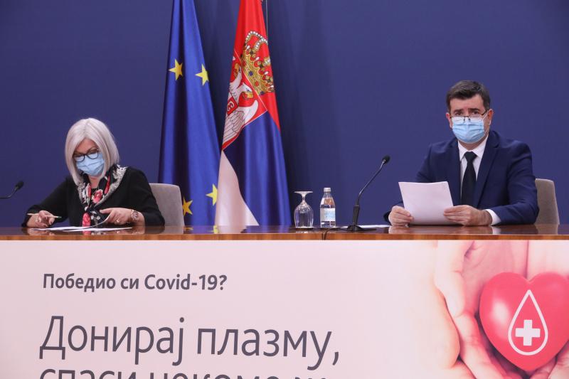 Масовна вакцинација у првом кварталу 2021. године