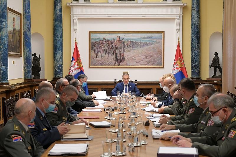 Jedan od prioriteta Vojske Srbije pomoć u borbi protiv koronavirusa