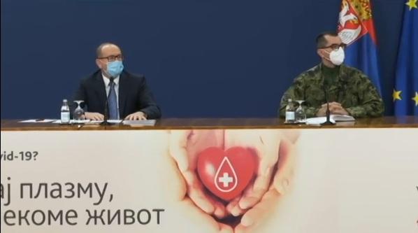 Умиру и стари и млади, апел Кризног штаба неодговорнима да се придржавају заштитних мера