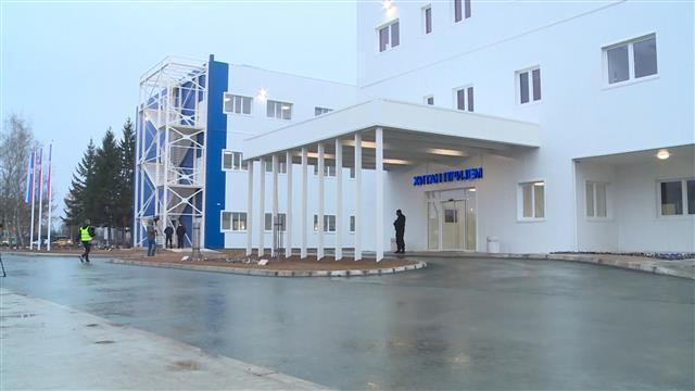 Отворена ковид болница у Крушевцу