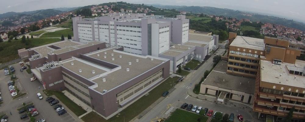 Додик примљен у болницу због обостране упале плућа