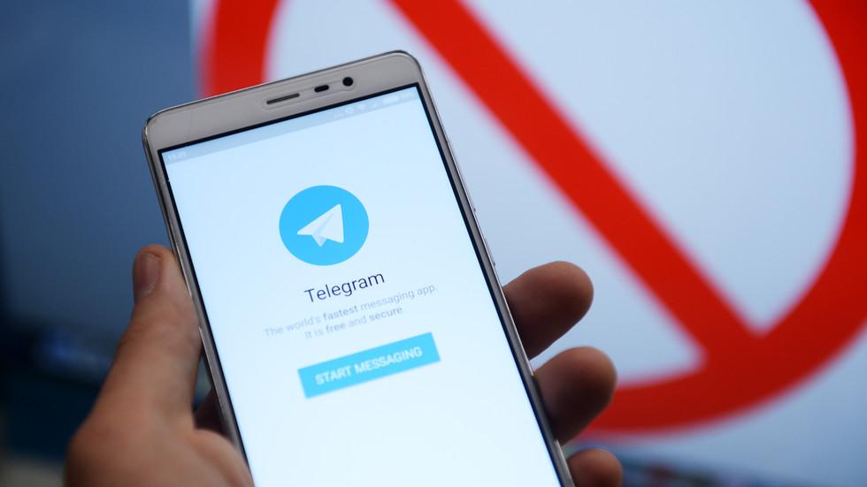 """RT: Ruski """"Telegram"""" ide ka vrhu američke top liste aplikacija, usred straha od šire cenzure na društvenim mrežama nakon ukidanja Trampovih naloga"""