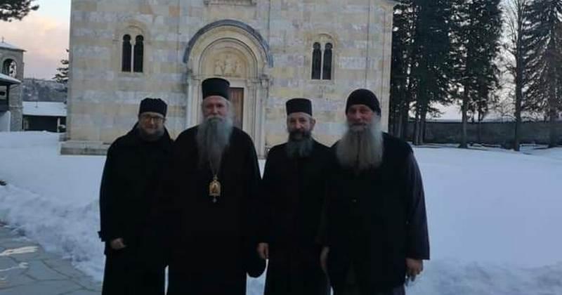 Vladika Joanikije na Kosovu i Metohiji