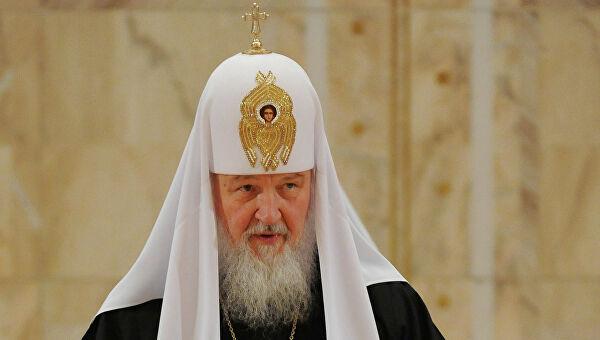 Патријарх Кирил честитао Порфирију избор за поглавара Српске православне цркве