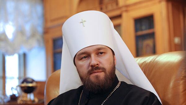 Митрополит Иларион: Руска црква се радује данас са својом светом сестром, Србском црквом