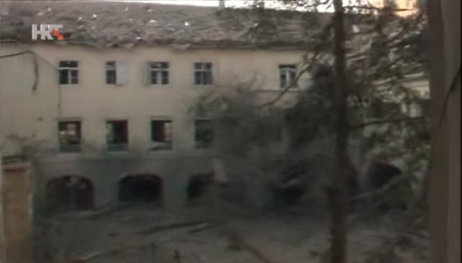 Процес оптуженима за бомбардовање Банских двора: Суд наложио превод оптужнице са хрватског на србски