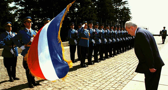 Петнаест година од сахране Слободана Милошевића