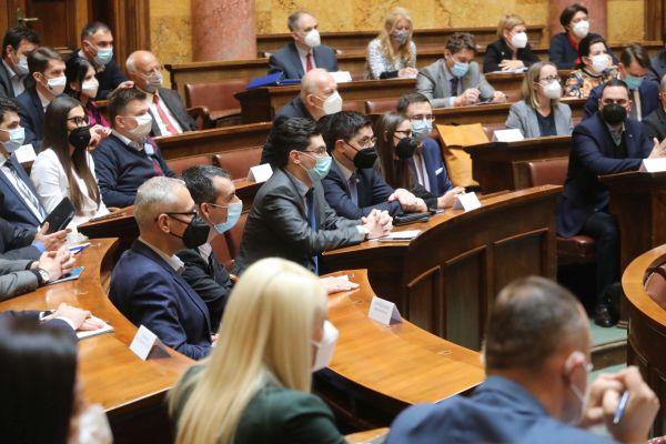 Odbor za ustavna pitanja usvojio Predlog za promenu Ustava