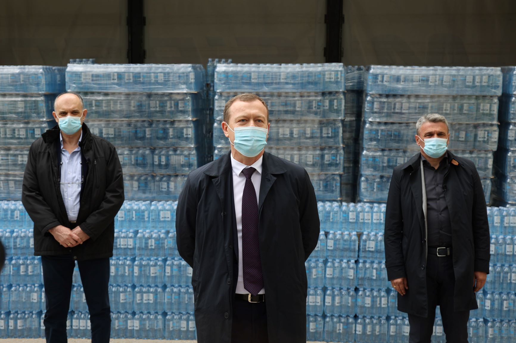 НИС донирао Јазак воду Општој болници у Чачку