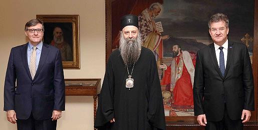 СПЦ подржава дијалог, али не под условом да на било који начин угрожава или доводи у питање интересе Цркве, верног народа и државе Србије