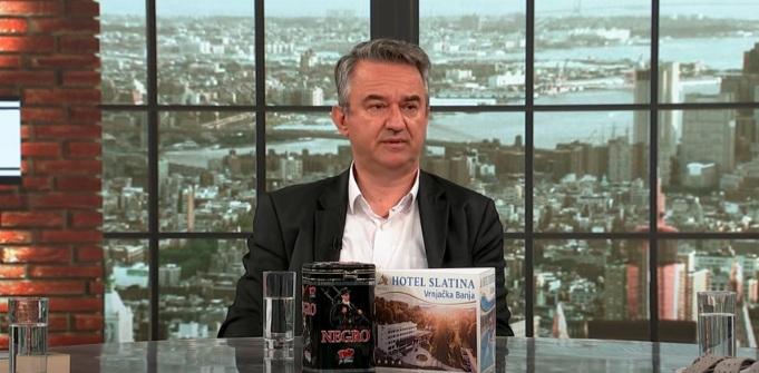 Дарко Младић: Треба радити на томе да се сви пребаце на издржавање казне у матичне државе - Србију и Репубику Српску