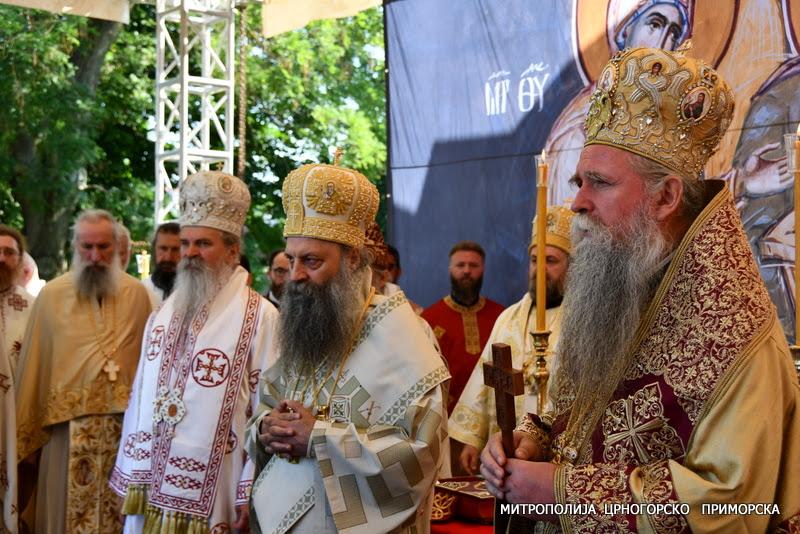Патријарх Порфирије: Гледајући Видовданом и Грачаницом, гледамо Христом и све видимо као браћу