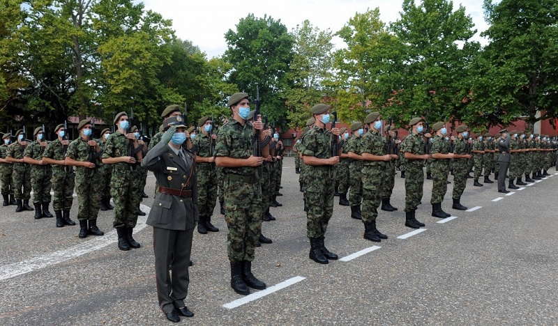Позив младима за добровољно служење војног рока