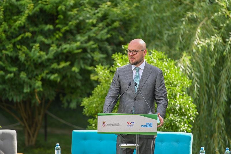 Predstavnici NIS-a na skupu o rodnoj ravnopravnosti u energetskom sektoru