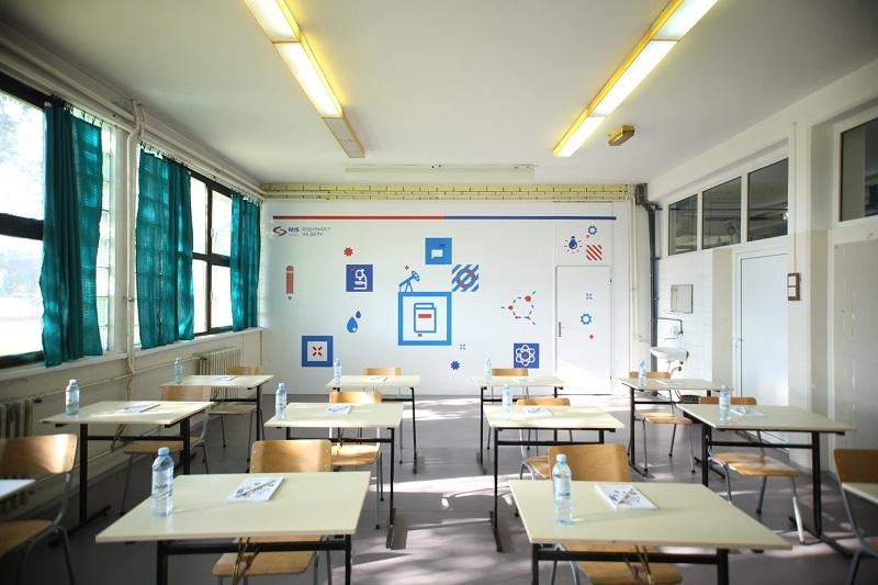 Kompanija NIS nastavlja podršku digitalizaciji škola u Srbiji