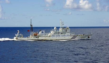 Јапанска стража зауставила кинеске рибаре