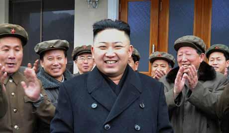 Севернокорејски лидер сународницима први пут честитао Нову годину