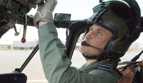 Принц Вилијам дочекао Нову годину у спасилачкој операцији