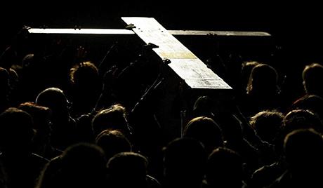 77% америчког становништва је хришћанско