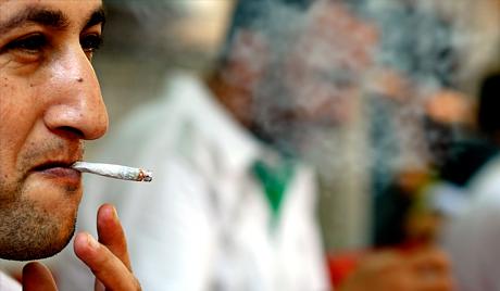 Пушење као симбол земаља у развоју