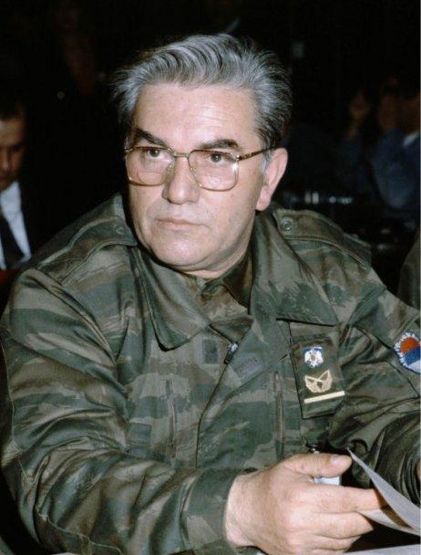 Преминуо генерал ВРС Милан Гверо
