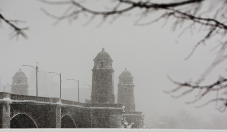 Рекордне снежне падавине у САД