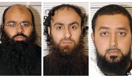 У Енглеској суђење агентима Ал-Каиде