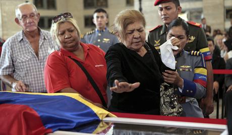 Последњи опроштајни дан са Угом Чавезом