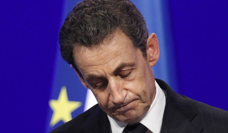 Оптужен Саркози