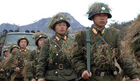 Северна Кореја објавила видео са ''инвазијом'' на Јужну Кореју