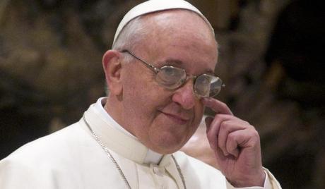Први сусрет двојице папа у историји