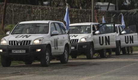 Уједињене нације могу да обуставе помоћ Сиријцима