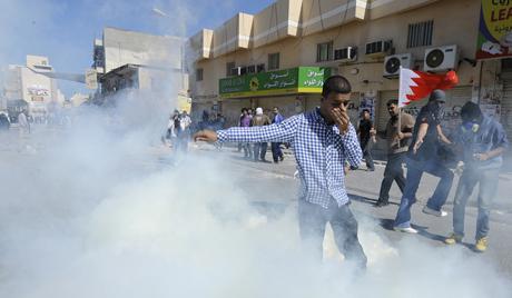 Бахреин: протести и Формула 1
