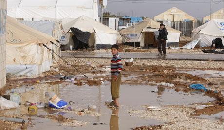 Сиријске избеглице ухапшене у Јордану