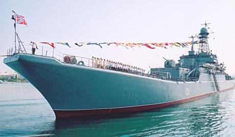 Руски десантни брод иде ка израелској луци Хаифа