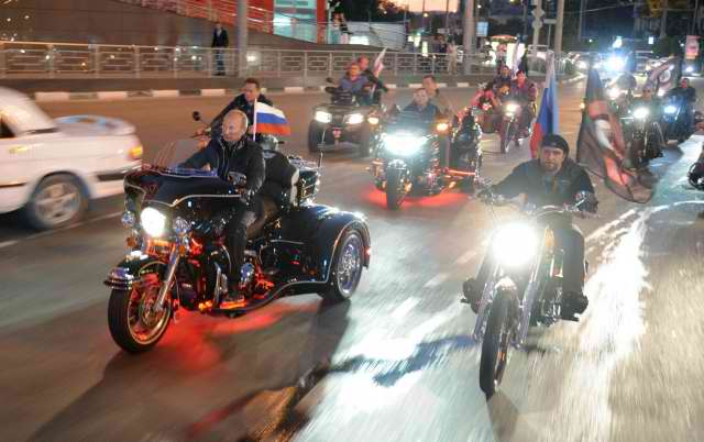 Rusi dolaze: Najveći moto-skup povodom Cerske bitke