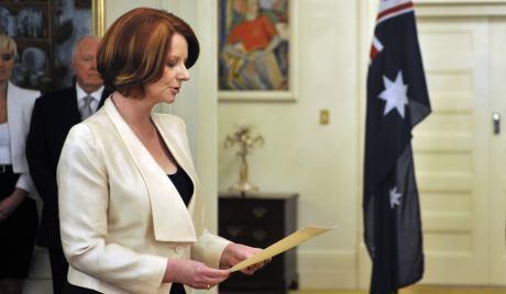 Новинар кажњен због постављања питања премијерки Аустралије о сексуалној оријентацији